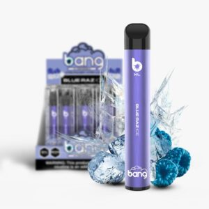 Bang Xl Blue Raz Ice
