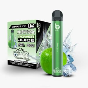 Bang Xxtra Power Juice Apple Ice