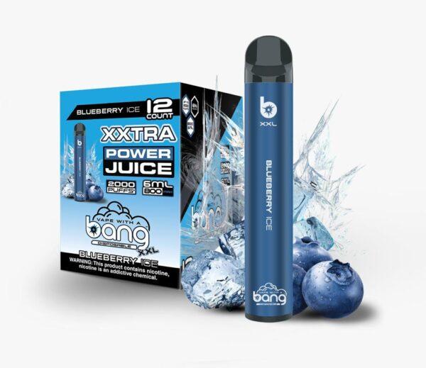 Bang Xxtra Power Juice Blueberry Ice