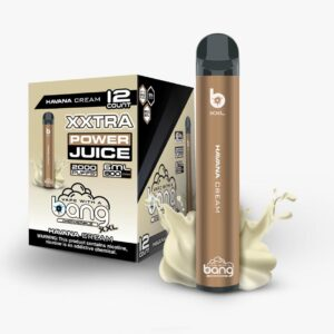 Bang Xxtra Power Juice Havana Cream