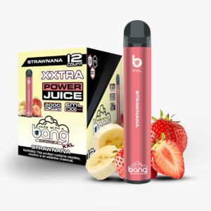 Bang Xxtra Power Juice Strawnana