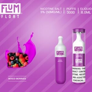 Flum Float Mixed Berries