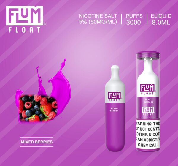Flum Float Mixed Berries