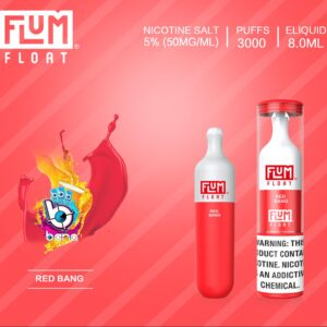 Flum Float Red Bang