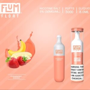 Flum Float Strawberry Banana