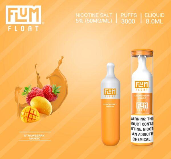 Flum Float Strawberry Mango
