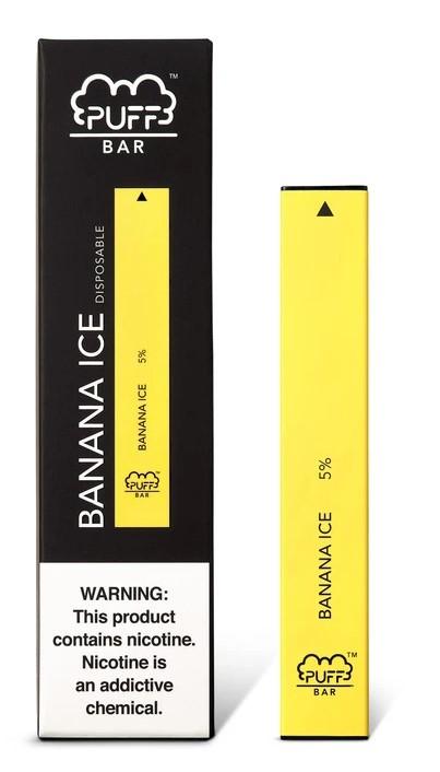 Puff Bar Banana Ice