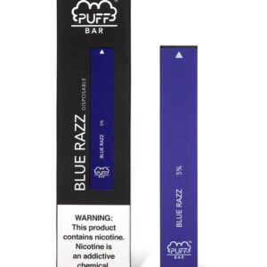 Puff Bar Blue Razz