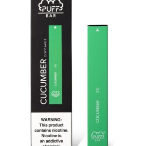 Puff Bar Cucumber