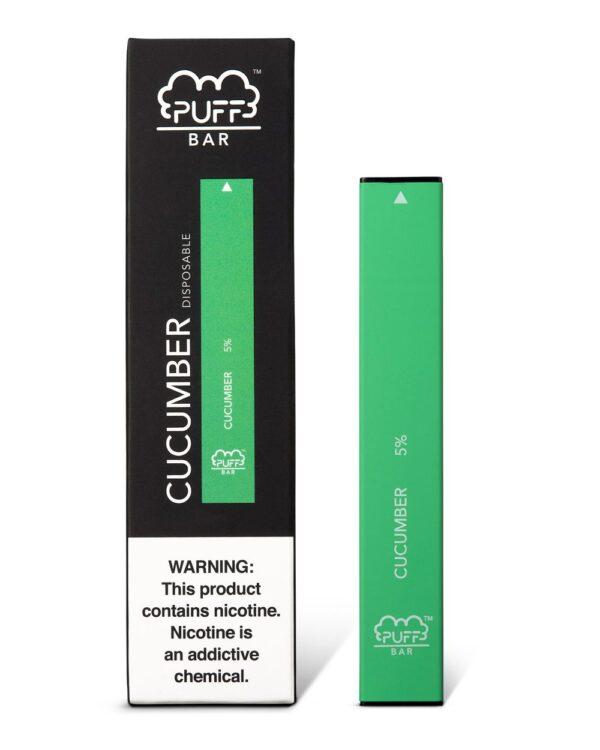 Puff Bar Cucumber