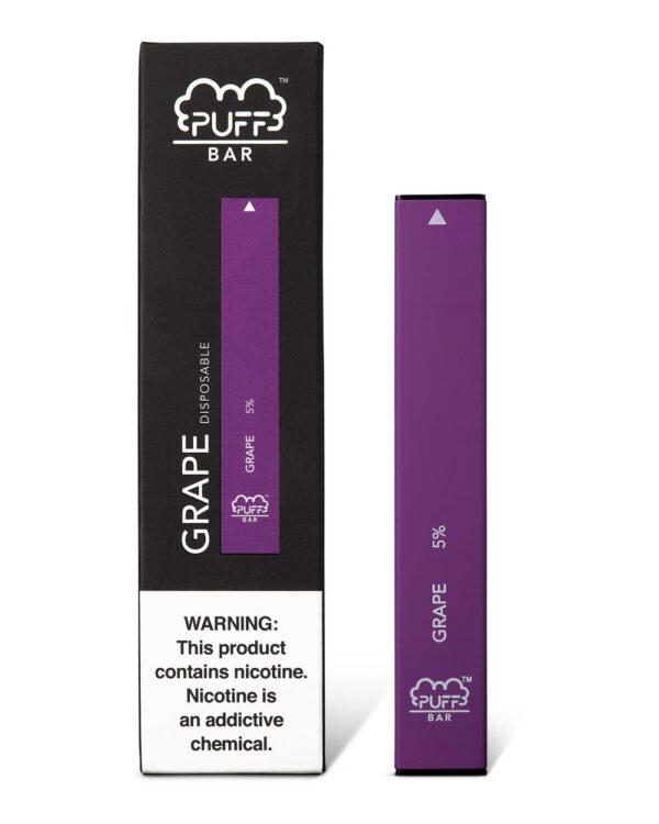 Puff Bar Grape