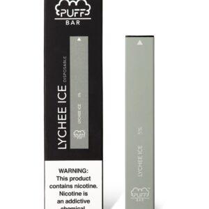 Puff Bar Lychee Ice