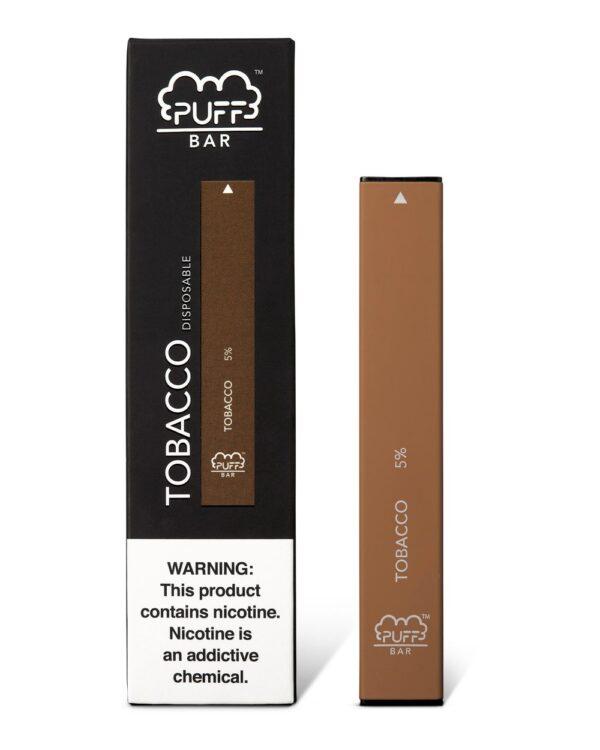 Puff Bar Tobacco
