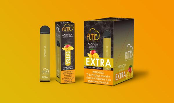 Fume Extra Mango