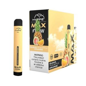 Hyppe Max Flow Guava Pineapple Orange