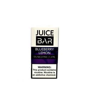 Juice Bar Blueberry Lemon