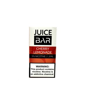 Juice Bar Cherry Lemonade