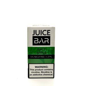 Juice Bar Juicy Apple