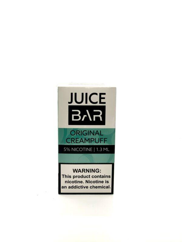 Juice Bar Original Creampuff