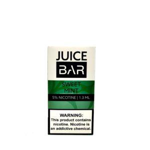 Juice Bar Sweet Mint