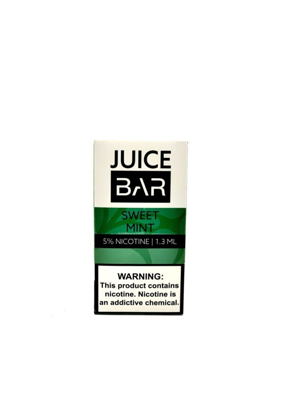 Juice Bar Sweet Mint