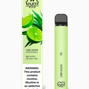 Puff Plus Lime Agava