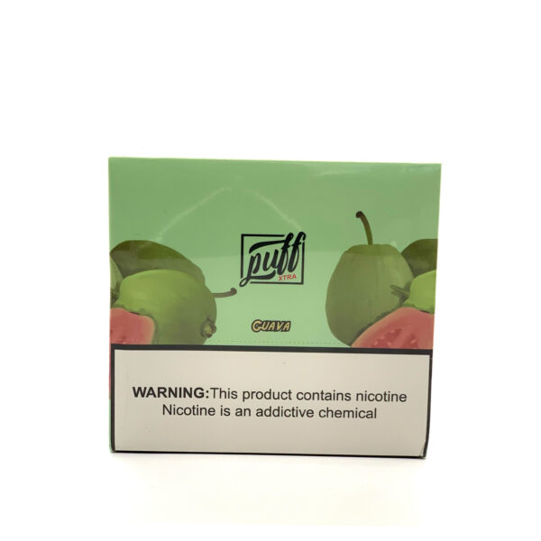 puff xtra guava