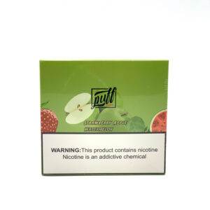 puff xtra strawberry apple watermelon