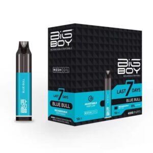 Big Boy Blue Bull