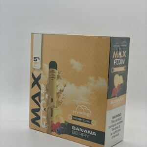 Hyppe Max Flow Banana Berry
