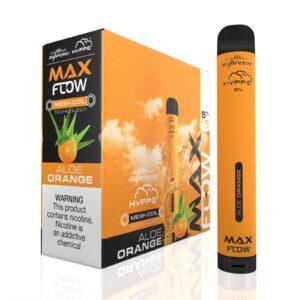 Hyppe Max Flow Aloe Orange